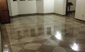Dallas Terrazzo Floor Restoration Cleaning Polishing