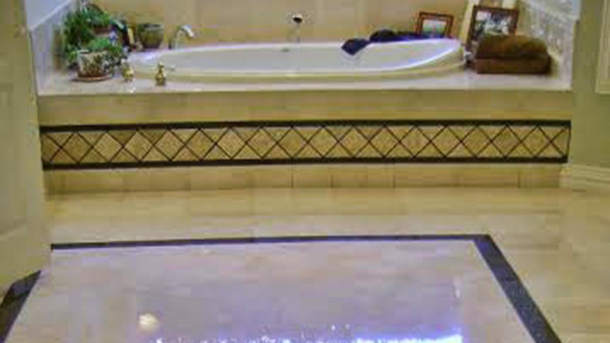 Dallas Marble Floor Restoration Cleaning Polishing